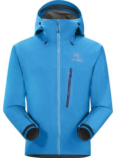 Arcteryx  ARCTERYX M's Alpha FL Jacket Gore tex - Adriatic Blue