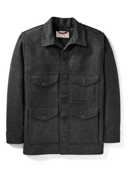 FILSON  FILSON Mackinaw Cruiser - Charcoal