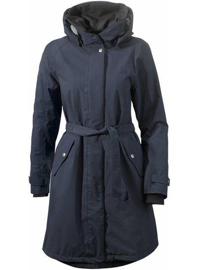 DIDRIKSONS 1913  Didriksons Edit Wns Coat - Midnight Blue