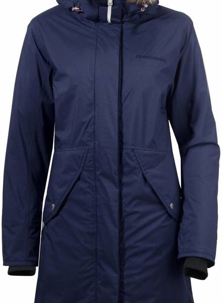 DIDRIKSONS 1913  Didriksons Vibrant Wns Coat - Navy