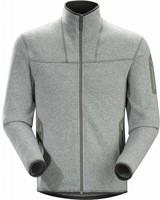 Arc´teryx ARCTERYX M's Covert Cardigan Fleece - Argent