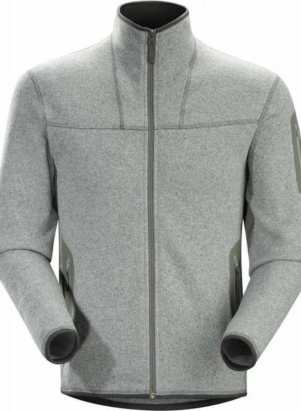 Arcteryx  ARCTERYX M's Covert Cardigan Fleece - Argent