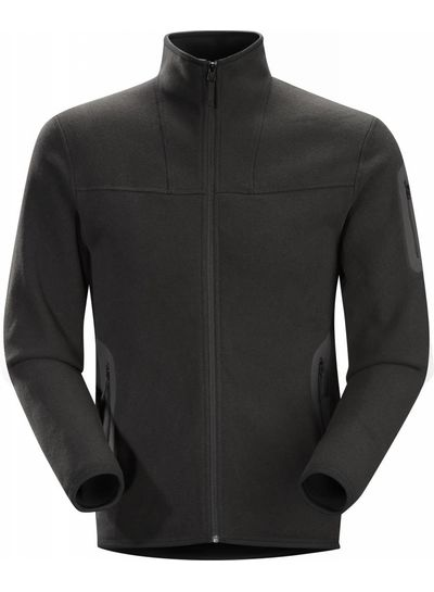 Arcteryx  ARCTERYX M's Covert Cardigan Fleece - Black