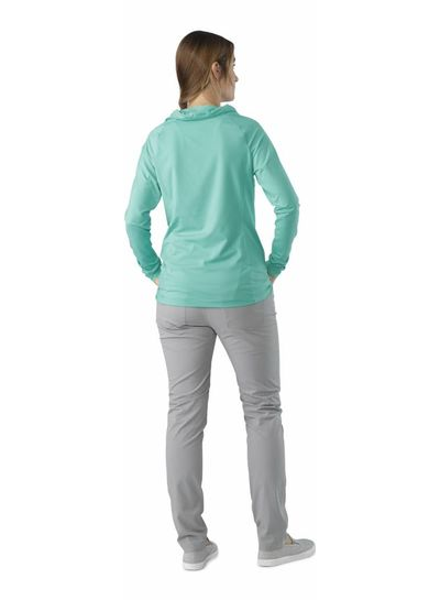 Arcteryx  ARCTERYX Varana Shirt LS Women's - Halcyon