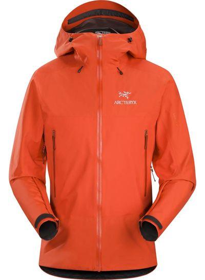 Arcteryx  ARCTERYX M's Beta SL Hybrid Jacket Gore tex - Cardinal