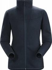 Arcteryx  ARCTERYX W's Covert Cardigan Fleece - Black Sapphire
