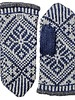 Hestra  HESTRA Nordic Wool Mitt Fausthandschuh - Navy