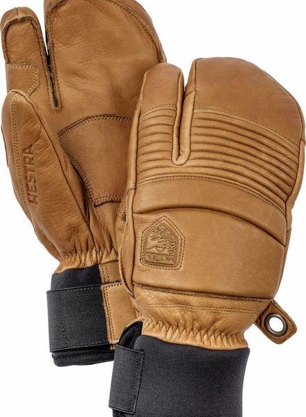 Hestra  HESTRA Mens Leather Fall Line 3-Finger - Cork
