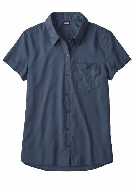 Patagonia  Patagonia Womens Lightweight A/C Top - Dolomite Blue