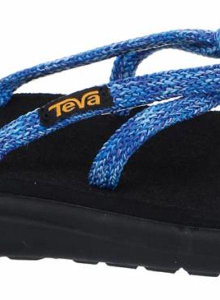 TEVA TEVA Voya Tri Flip Womens -  Multi Blue
