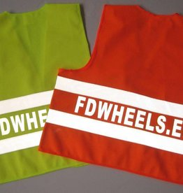 FDWheels Reflective vest