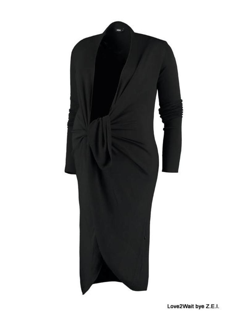 Love2Wait Love2Wait Vest / Cardigan zwart B999060