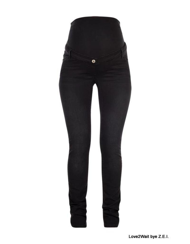 Love2Wait Love2Wait Skinny Jeans B999019 055 Sophia Charocal