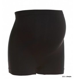Noppies Noppies short / correctieshort zwart over de buik