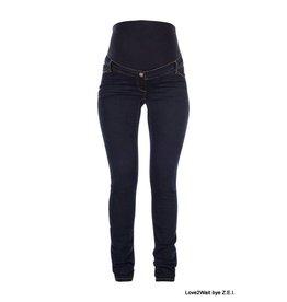 Love2Wait Love2Wait Plus Skinny Jeans Sophia Dark