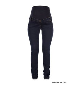 Love2Wait Love2Wait Skinny Jeans Plus Sophia Dark