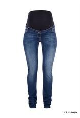 Love2Wait Love2Wait Plus Skinny Jeans Sophia Stone B999019-021+