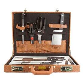 Küchenmesser Set Koffer 13 Stück