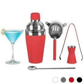 Profi Cocktail Set (5 Teile),  Rot,