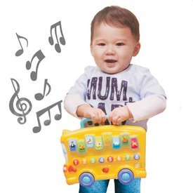 Lernspiel Musikbus