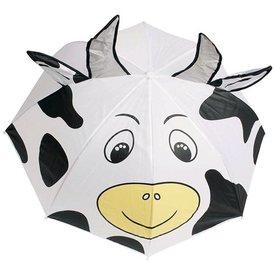 Kinder-Regenschirm,  Kuh,