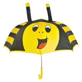 Kinder-Regenschirm,  Biene,