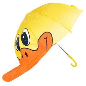 Kinder-Regenschirm,  Ente,