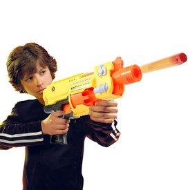 Spielzeuggewehr mit Munition