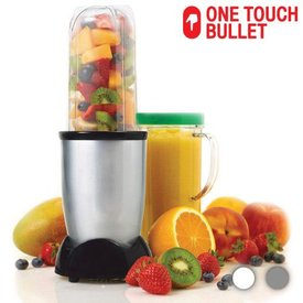 One Touch Bullet Mixer,  Chrom,