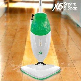 Steam & Soap X6 Dampfmopp