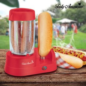 Tasty American Hot Dog Maschine
