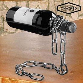 Summum Sommelier Weinflaschenhalter im Kettendesign