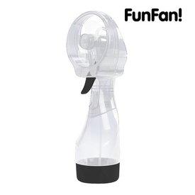 FunFan Tragbarer Sprüh-Ventilator,  Weiß,