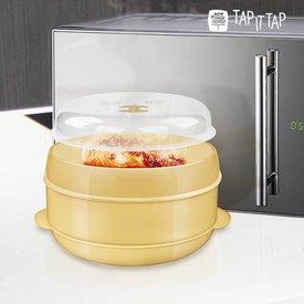 Tap It Tap Dampfgarer für die Mikrowelle