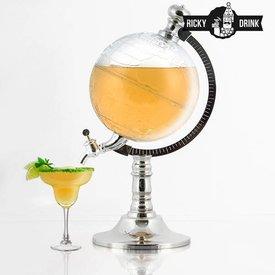 Ricky Drink Globe Getränkespender