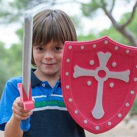 Schwert und Schild für Kinder