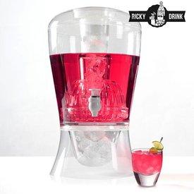Ricky Drink Cocktail Getränkespender