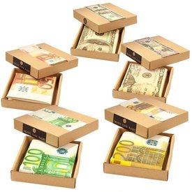 Originelle Portemonnaies, 100 Euro,