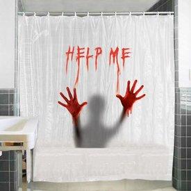 Help Me Duschvorhang