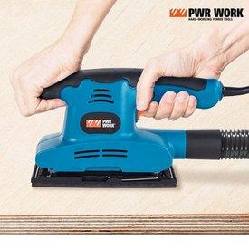 PWR Work Elektrische Schleifmaschine