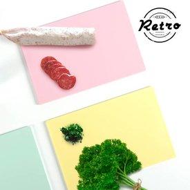 Küchenbretter mit Halter (4 Teile)