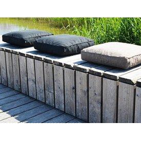 Juubag Palettenkissen Matratzenkissen Juubag Softline in 80x60 cm und 50x50 cm und 8 Farben