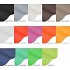 Palettenkissen Matratzenkissen 120x80 cm in Nylon und 14 Farben