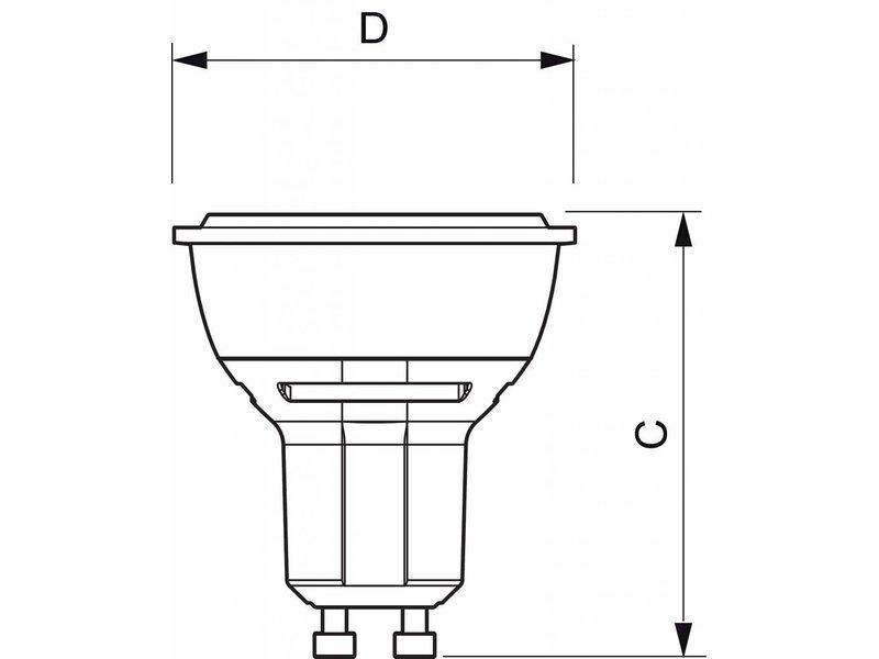 Philips MASTER LED GU10