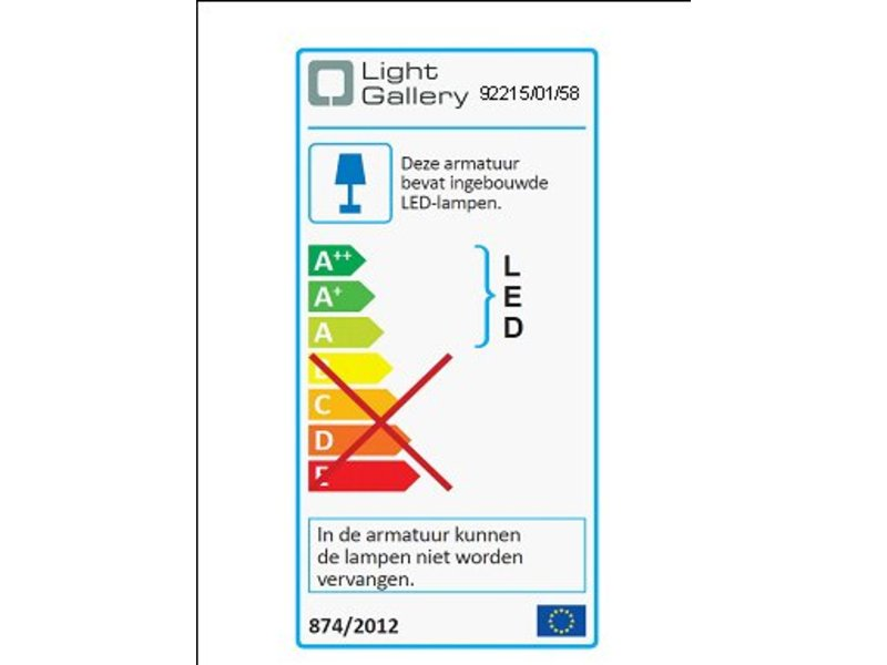 Light Gallery DAU LED