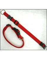 Swiss-Lein Halsband, 30 mm, Halsbandtyp wählbar, NICHT grössenverstellbar