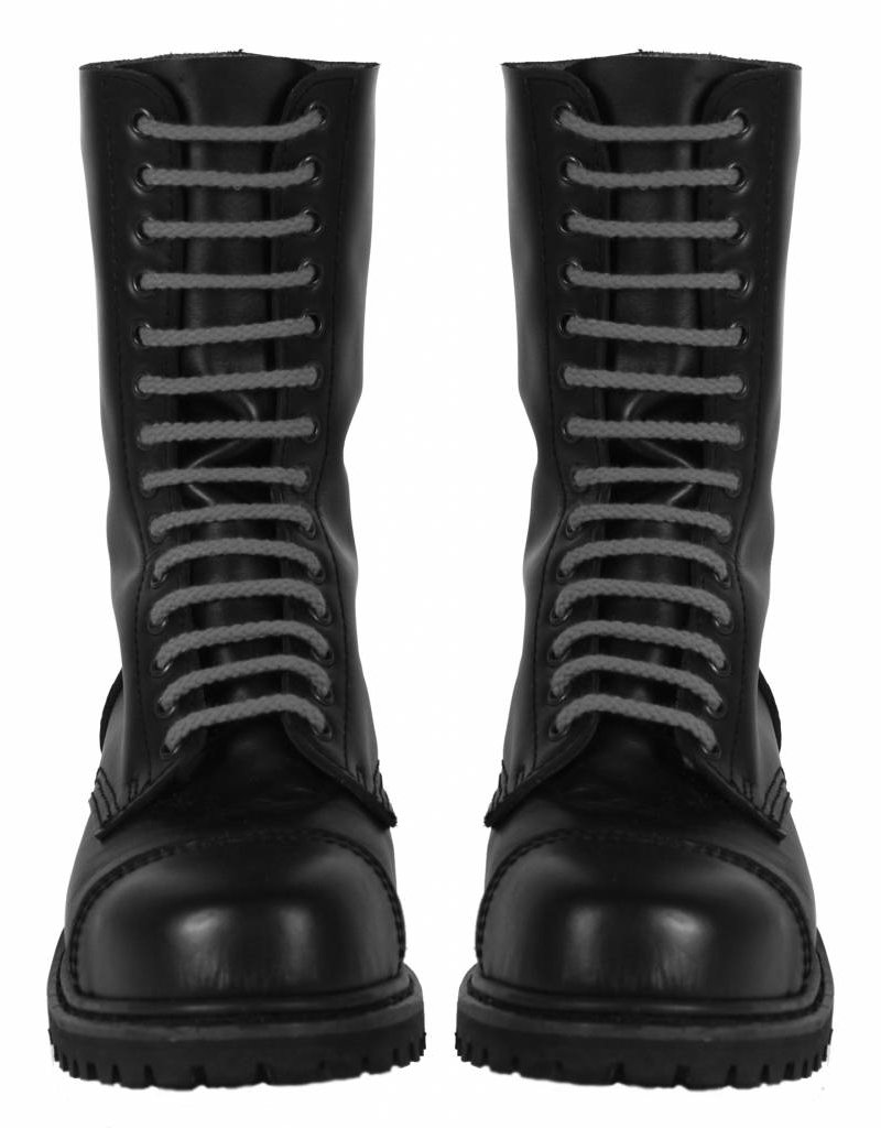 RoB Boot Laces 20-Hole Grey
