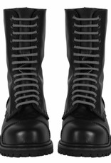 RoB Boot Laces 14-Hole Grey