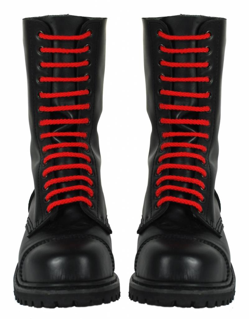 RoB Boot Laces 20-Hole Red