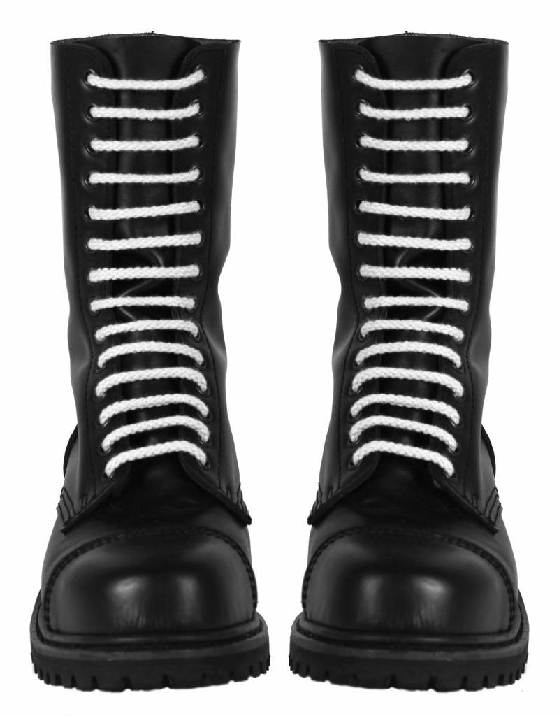 RoB Boot Laces 14-Hole White